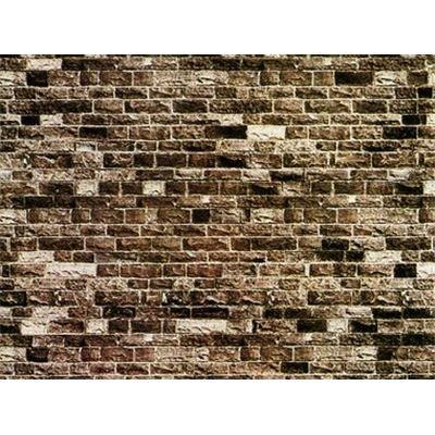 """Noch 57720 Mauerplatte """"Basalt"""", extra lang, 64 x 15 cm"""