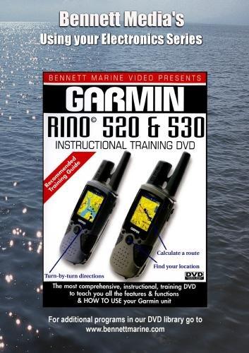 GARMIN RINO 520/530 [DVD] [NTSC]