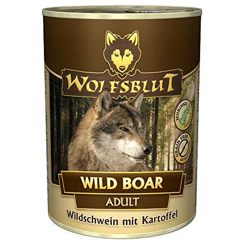 Wolfsblut Wild Boar 800gr - Lote de 6 unidades