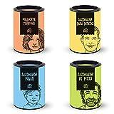 Just Spices Caja de Favoritos | Especias para todo tipo de recetas | Pack de 4 sazonadores