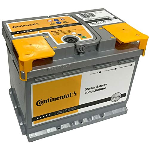 Autobatterie Continental -12V 65Ah 640A