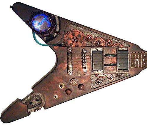 Flying V Gitarre martper Guitars flyingpunk