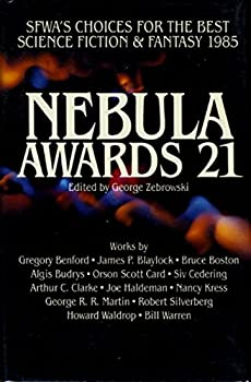 Nebula Awards 21 0156654784 Book Cover