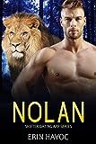 NOLAN: A BBW Lion Shifter Romance (Shifter Dating App Book 6)
