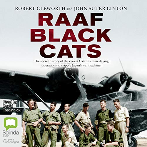 RAAF Black Cats audiobook cover art