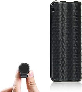Mini digitaal dicteerapparaat, 16 GB geluidsopnameapparaat, one-touch-opname, ingebouwde sterke magneet, mp3-speler, geste...