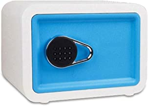 Safe-Electronic Steel Safe with Keypad, Box Steel Lock Safes and Lock Boxes, Money Box, Safety Boxes Cash Box Cash Gun Box...
