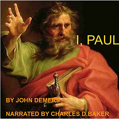 I, Paul audiobook cover art