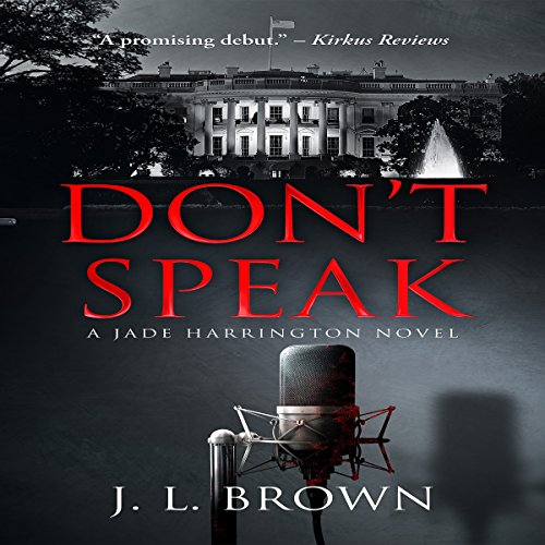 Don't Speak audiobook cover art