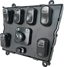 SWITCHDOCTOR Window Master Switch for 1998-2003 Mercedes Benz ML320