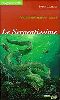 Salamandastron, tome 3 (ROUGEMURAILLE) (French Edition)