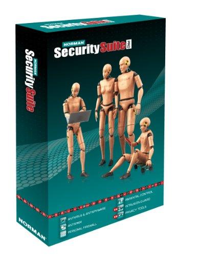 Norman Security Suite PRO 8.0 | Malwareschutz für bis zu 3 User