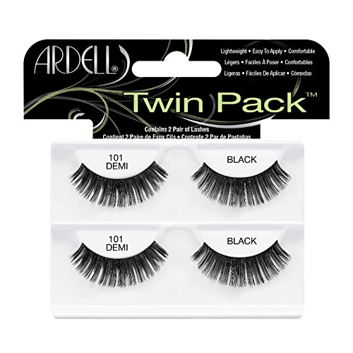 ARDELL Twin Pack Lashes - 101 Demi Black