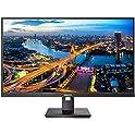"""Philips 276B1/27 27"""" WQHD IPS LED Monitor"""