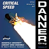 Music of Danner: Critical Speed Vol. 2