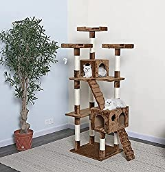Cat tree for large cat