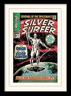 Best silver surfer art Reviews