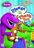 Barney - Please And Thank You [DVD] [2011]