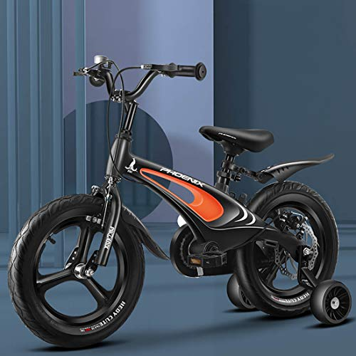 Lowest Price! JYD Children's Bicycles Boys Bicycles Girls Princess Models with stabilizers 12 inches...