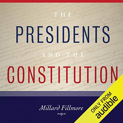 Millard Fillmore Audiobook By Joseph F. Rishel cover art