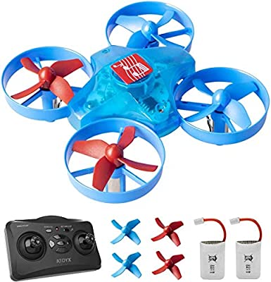 ATOYX Mini Drone, Drone for Kids with Music, Drone for Children, Best Gift for Kids,Easy Control,3D Flip,7 Kinds of Music,LED Lights by Atoyx