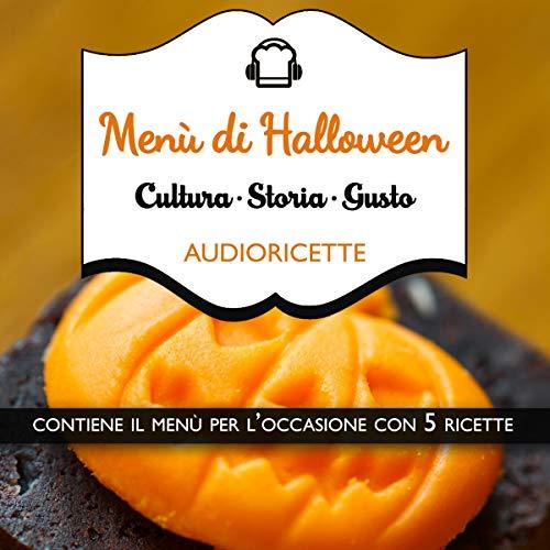 Menù di Halloween copertina