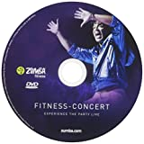 Best Zumba Dvds - Zumba Fitness Concert Workout DVD from the Exhilarate Review