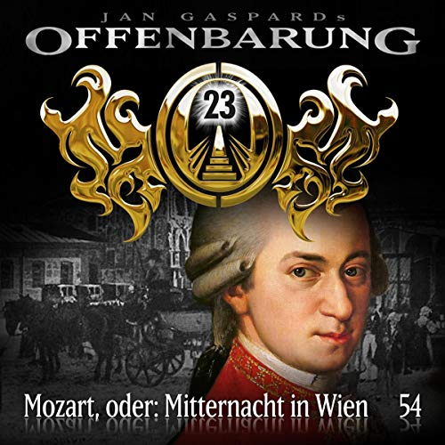 Mozart, oder: Mitternacht in Wien audiobook cover art