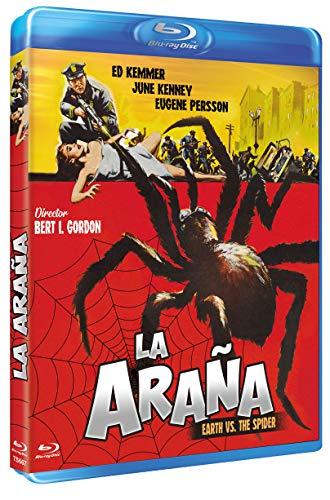La Araña BD 1958 Earth vs. The Spider [Blu-ray]