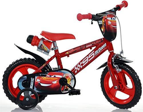 Cicli Puzone Bici 12 Cars Dino Bikes Art. 412 UL-CS3