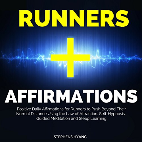 Runners Affirmations audiobook cover art