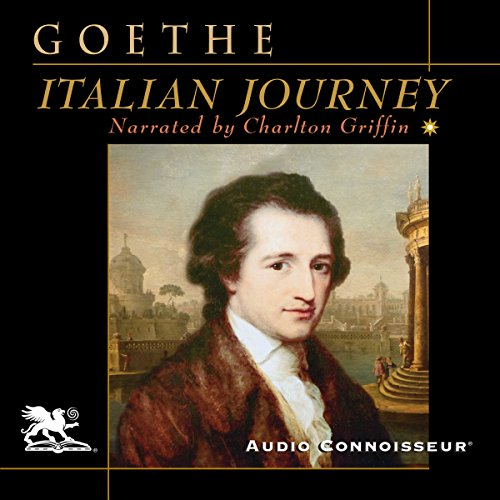 Italian Journey audiobook cover art