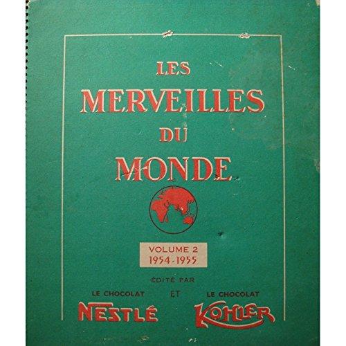 chocolat merveilles du monde carrefour