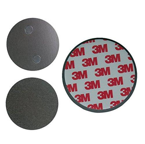10 Stück DKB Magnetbefestigung für Rauchmelder Magnet Befestigung für alle Glatte Flächen