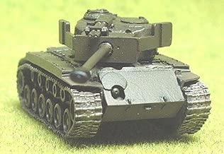 アメリカ M26Eスーパーパーシング 1/144 塗装済み完成品 America M26E Super Perahing 1/144 Painted finished goods