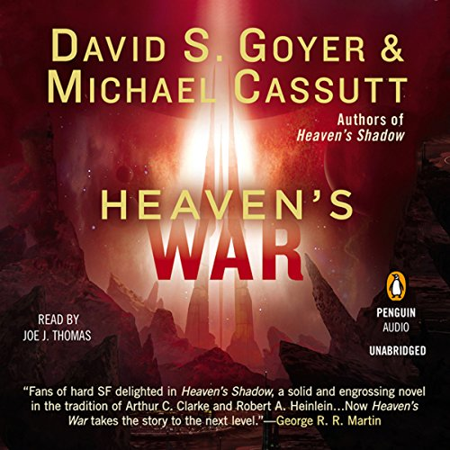 Heaven's War audiobook cover art