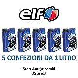 OLIO MOTORE ELF EVOLUTION 900 NF 5W40 5 litri 5 LT 5X1LT (ex EXCELLIUM NF 5W40)