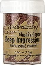Stampendous Chunky Embossing Enamel, Copper