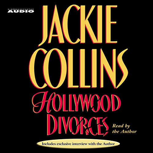 Hollywood Divorces audiobook cover art