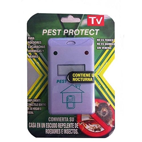CEXPRESS - Ahuyentador de Insectos y Roedores Pest eProtect