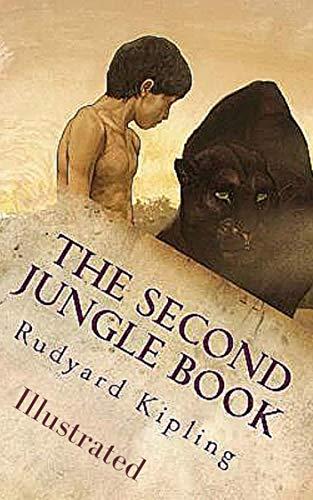 Jungle Book Illustrated (English Edition)