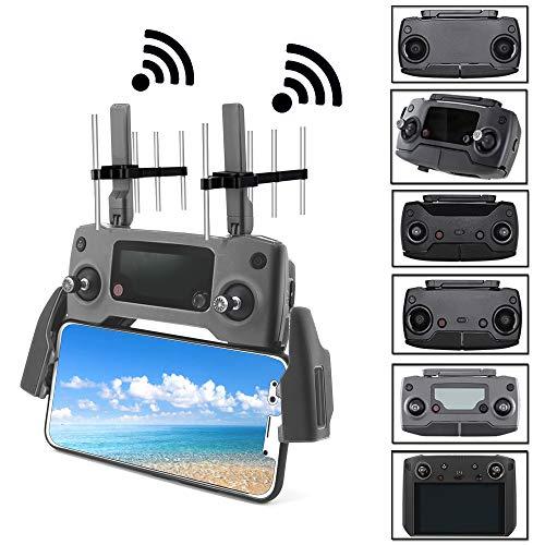 TOMAT Yagi-UDA Remote Controller Antenna Signal Booster Range Extender for DJI Mavic Mini/Mavic 2/PRO/Mavic Air/Spark/FIMI X8SE Series Drone 2.4Ghz