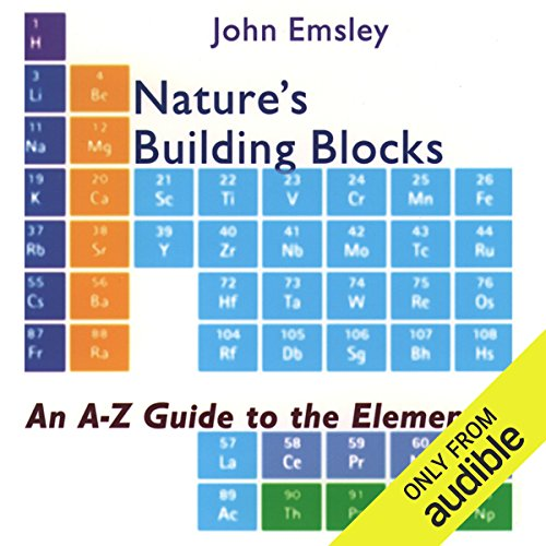 Nature's Building Blocks  audiobook cover art