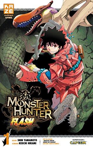 Monster Hunter Flash T01