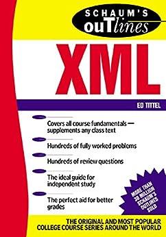 Schaum's Outline of XML (Schaum's Outlines) by [Ed Tittel]