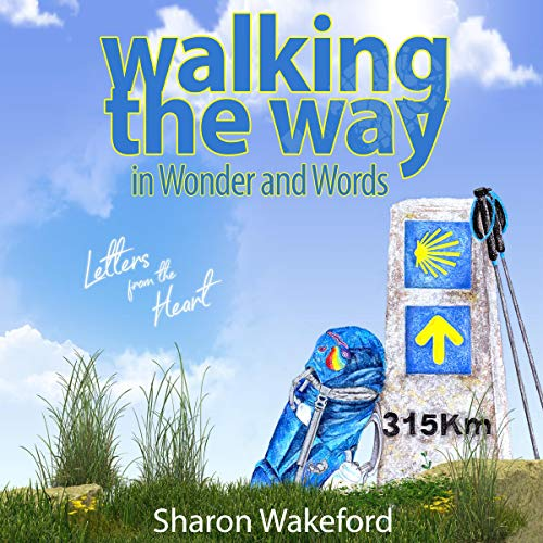 Walking the Way in Wonder and Words cover art