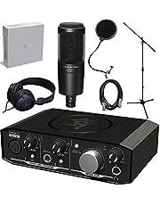 Steinberg Cubase Elements付き DTM入門セット mackie USBオーディオインターフェイス Onyx Artist + audio-technica AT2020