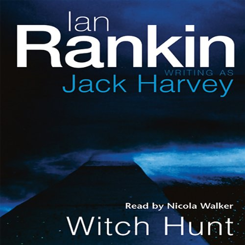 Witch Hunt audiobook cover art
