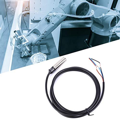 Interruptor de proximidad inductivo para equipos de seguridad (2 mm)