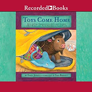 Toys Come Home cover art